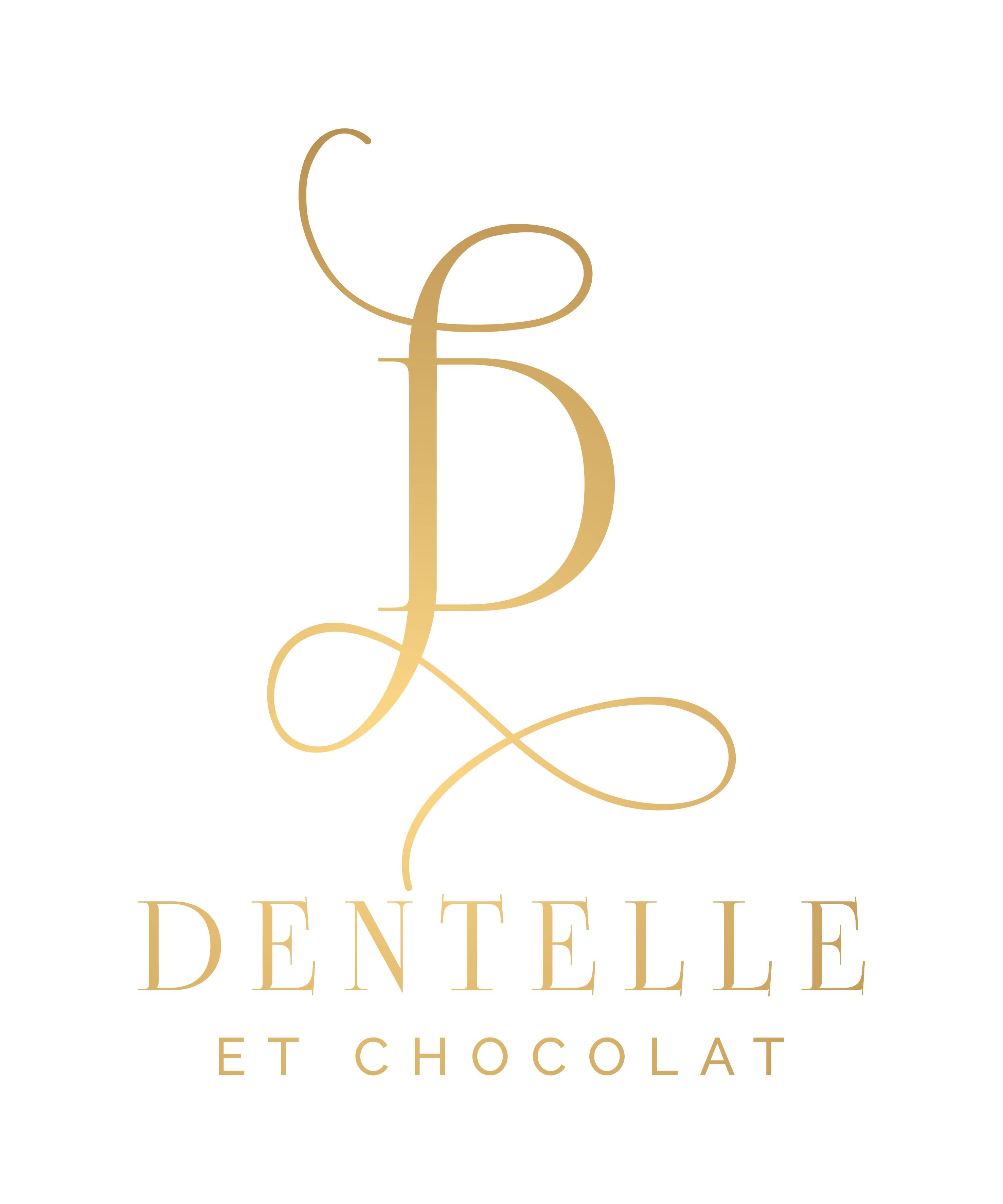 Dentelle et Chocolat Logo