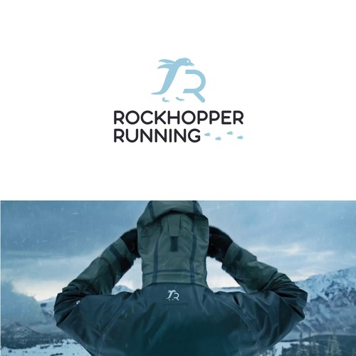 Rockhopper Logo for running apparel and running training programs