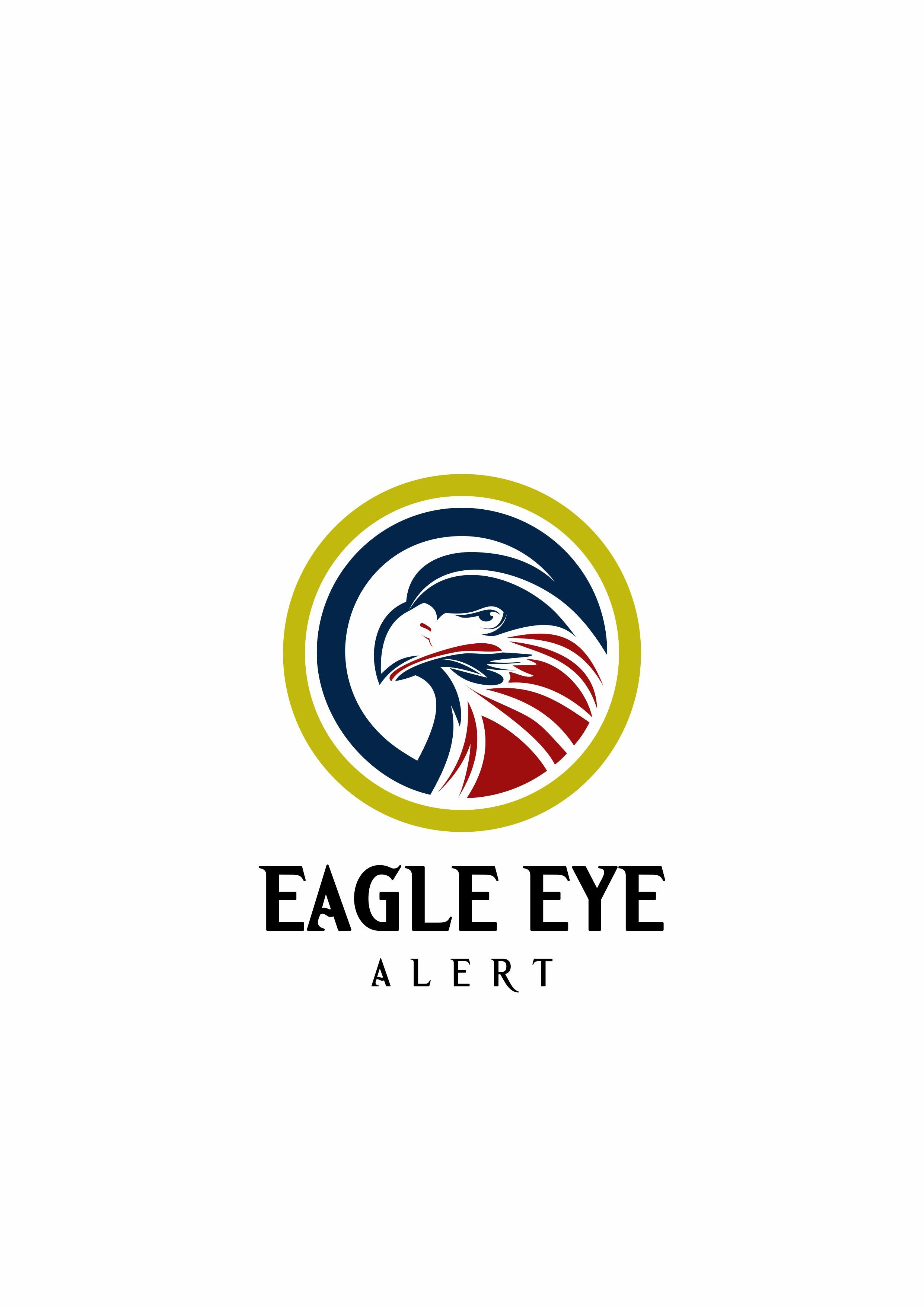 Eagle Eye Alert! A community service, first responder service Dot com start up needs a killer logo!
