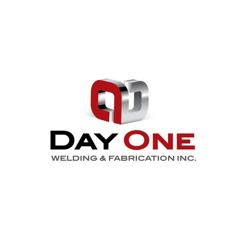 Logo for welding and fabrication company