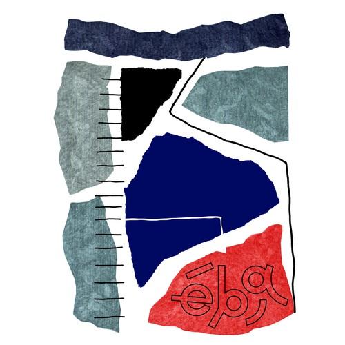Advertisement illustration for blanket label