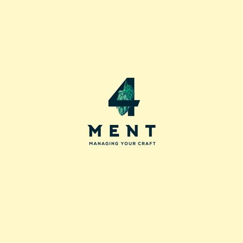 Logo concept for 4 MENT