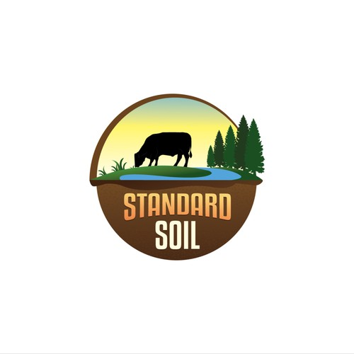 Create a memorable logo for a new sustainable agriculture startup