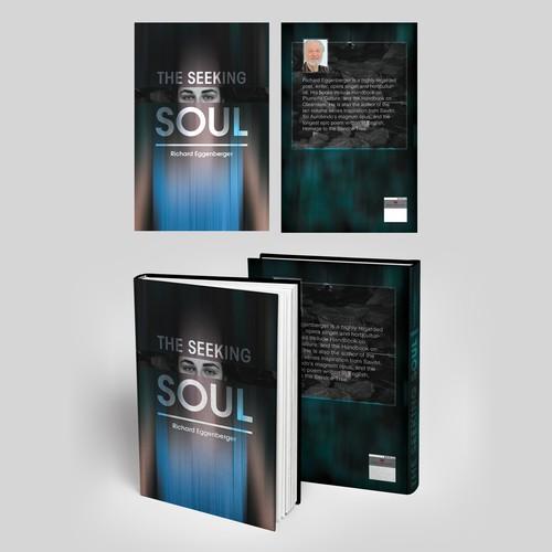 The Seeking Soul - Book Cover Design