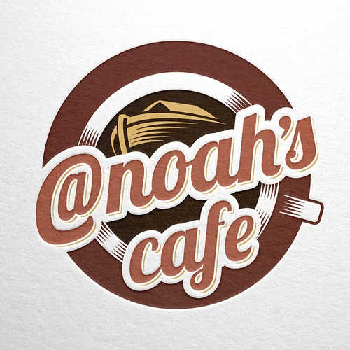 Creat a logo for a cafe