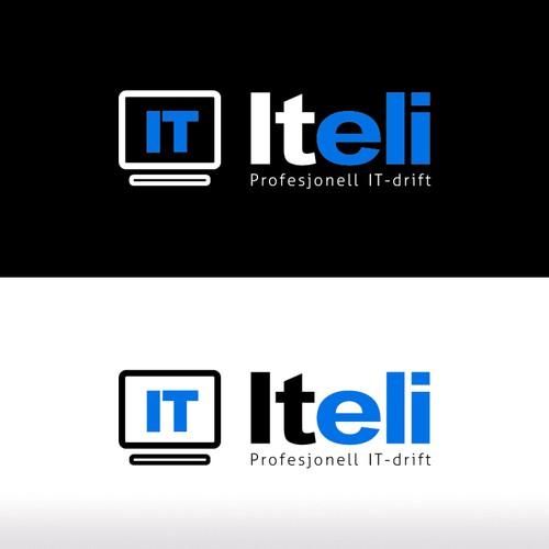 Help Iteli (it company) with a new Logo Design