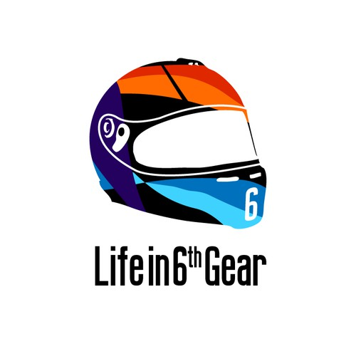 Create the next logo for Life in Sixth Gear