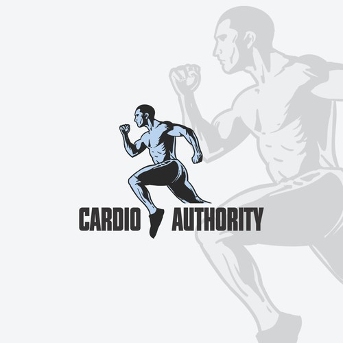 cardio authority concept logo