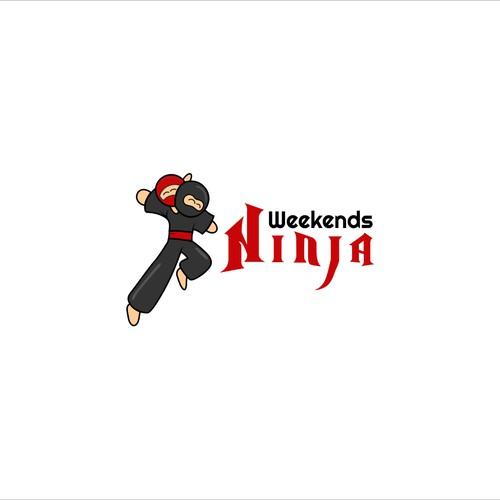 Are you a NINJA DESIGNER? We need a NINJA LOGO!