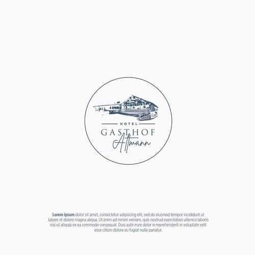 Branding & Full CI package for  'Hotel Gasthof Altmann''