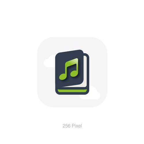 Audiobook App Icon