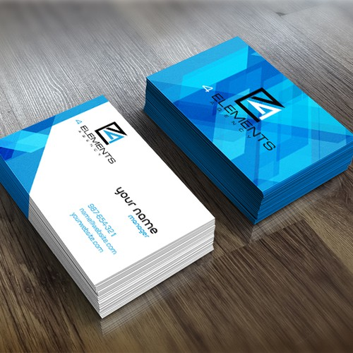 4Elements businesscard