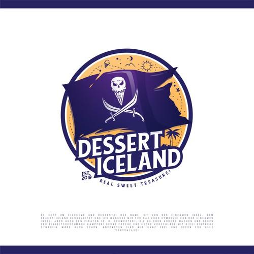 Dessert Iceland