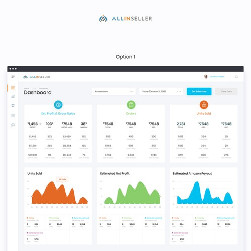 Dashboard Ui Project