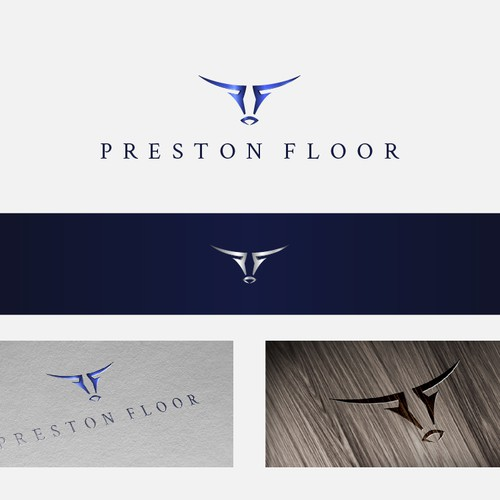 prestonfloor needs a new logo