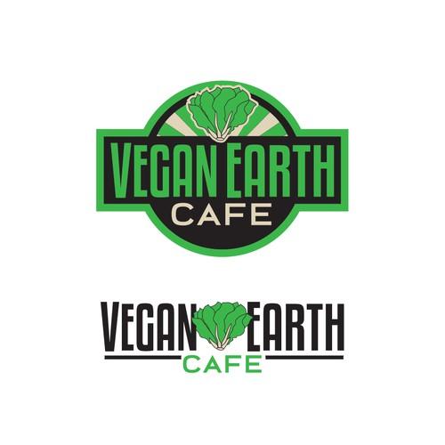 Fresh Logo for Vegan Cafe