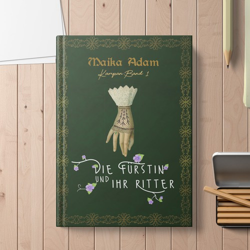 middle age theme book
