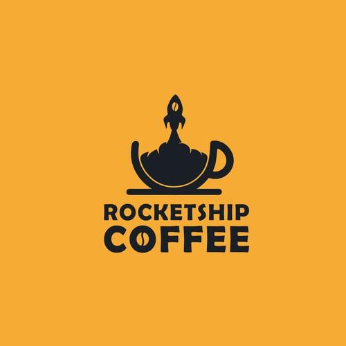 rocketship coffee
