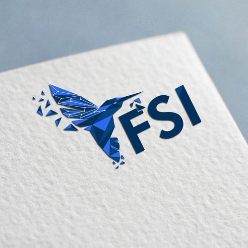 FSI Tech Logo Design