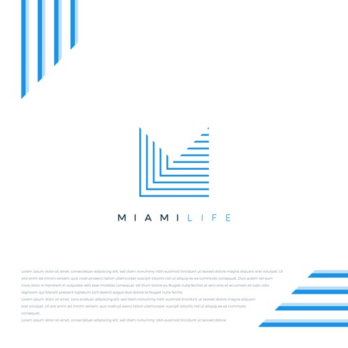 Logo Design for Miami Life