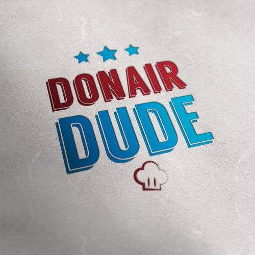 Help Donair Dude with a new logo