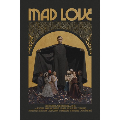 Movie Poster for Mad Love