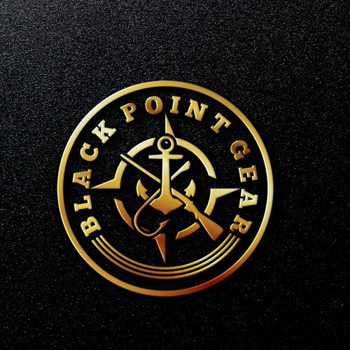 Black Point Gear needs a rugged new logo for our hunting fishing outdoor brand