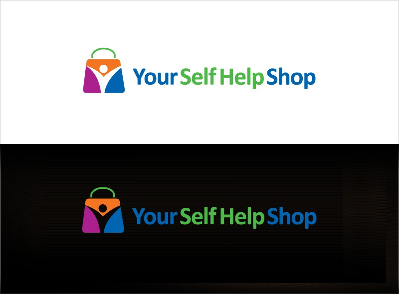 Your Self Help Shop needs a new logo