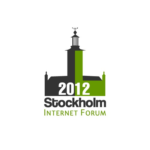 logo for Stockholm Internet Forum 2012