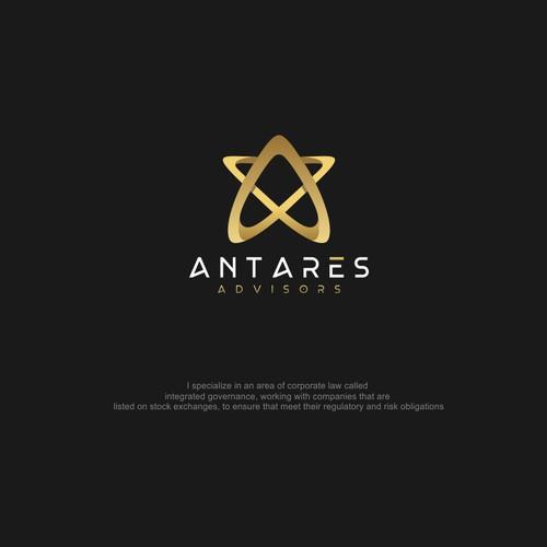 Antares logo design
