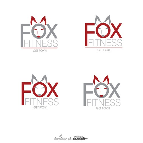 Logo for Fox Fitness