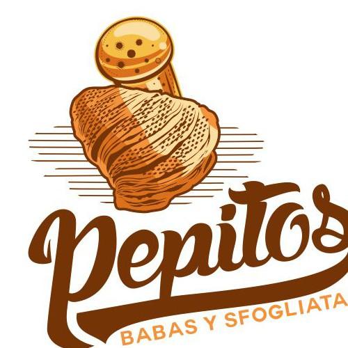 Logo concept for PEPITOS