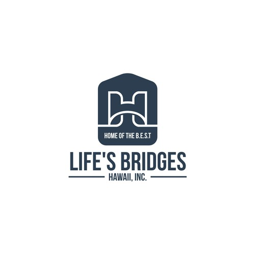 Life's Bridges Hawaii Logo Contest