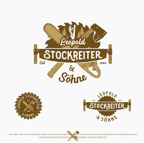 logo for LEOPOLD STOCKREITER & SÖHNE
