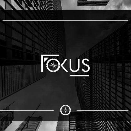 Fokus Logo Branding