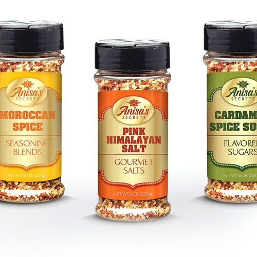 Gourmet powder