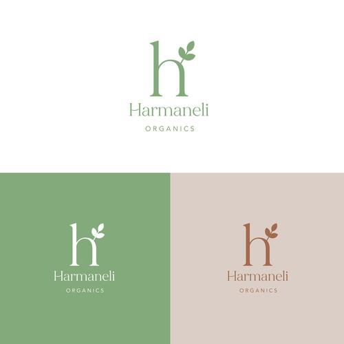 Harmaneli organics logo
