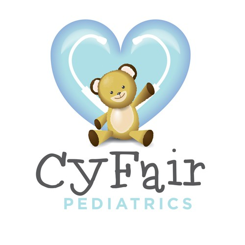 Create a logo for our new pediatric office