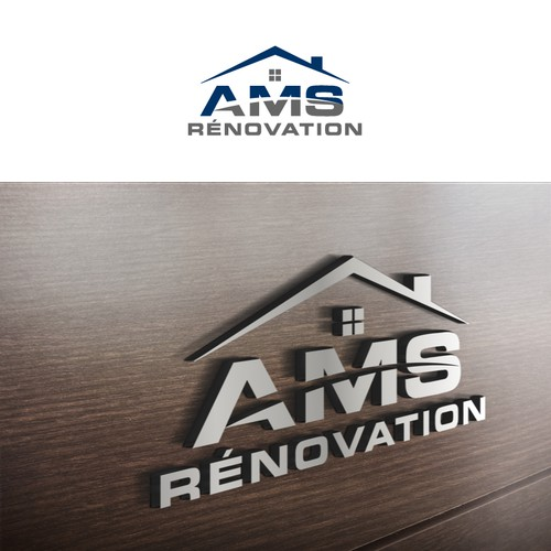 A logo for the construction industry : home renovation services