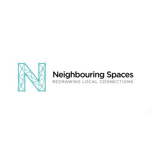 New logo Neighbouring spaces changing urban neighbourhoods