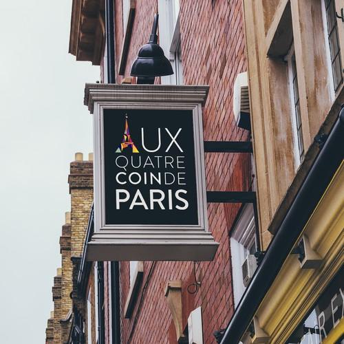 Aux Quatre Coins de Paris proposal