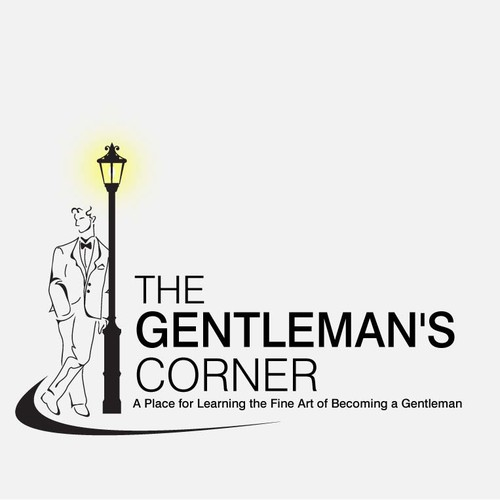 New logo wanted for The Gentleman's Corner