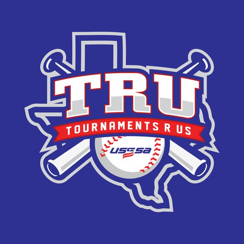 texas baseball logo