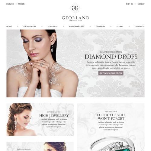 Classy Jewelry Store