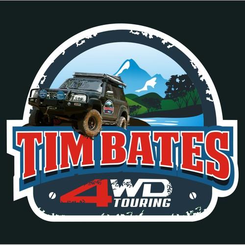 Tim Bates 4WD Touring