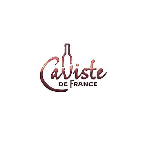 Logo for wine and food shop