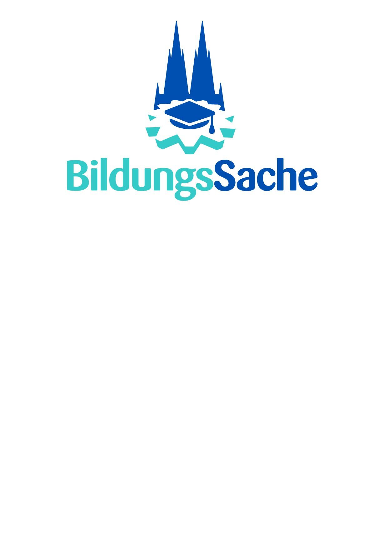 """Helft der Initiative """"BildungsSache"""" mit einem tollen Logo ehrenamtliches Engagement attraktiver zu machen!"""