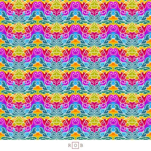 Chongo Pattern.