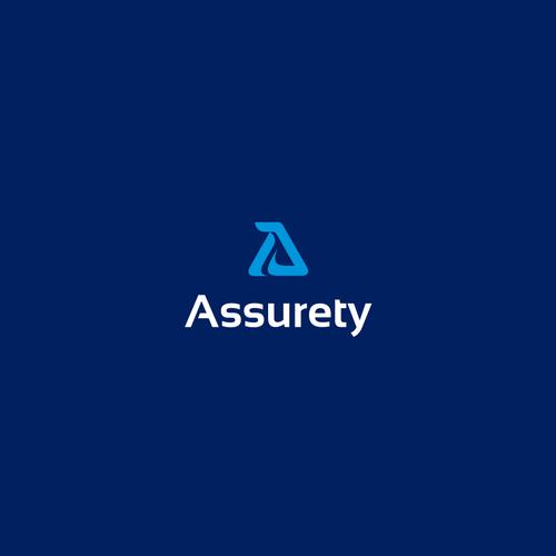 Logo Design for Assurety Financial Company.