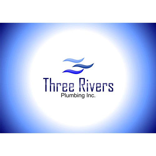 Three Rivers Plumbing Inc. needs a new logo